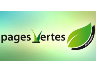 Pages vertes